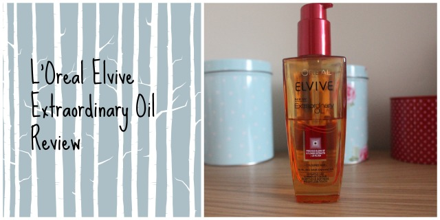 Review elvive oil