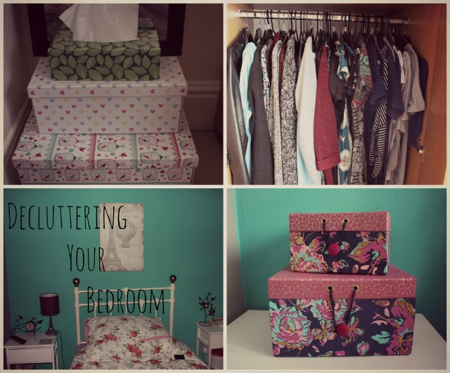 Declutter Your Bedroom Katekiwii